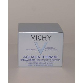 Crema Hidratante Ligera Aqualia Thermal Vichy 50 ml