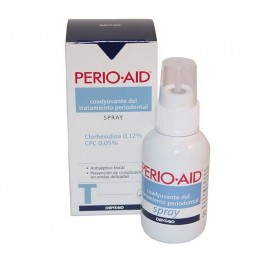 Spray Bucal Period Aid Coadyuvante Periodontal 50 ml