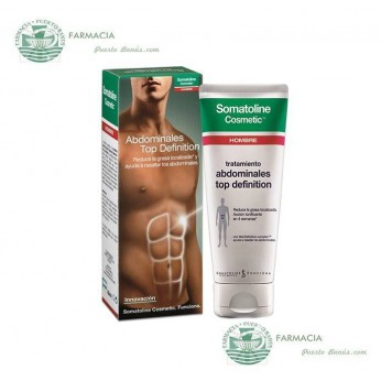 Somatoline Cosmetic Abdominales Top Definition Sport 200ml