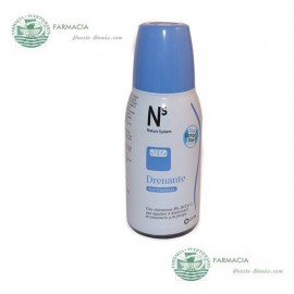 Drenante con Vitaminas Nature System 250 ml