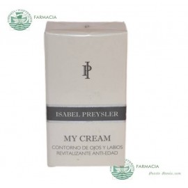 My Cream Contorno de Ojos Revitalizante Isabel Preysler 20 ml