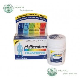Multivitamínico Multicentrum Select 50+  60 Comprimidos