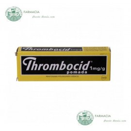 THROMBOCID 1 MG POMADA 1 TUBO 60 gr