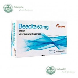BEACITA 60 MG 84 CAPSULAS DURAS