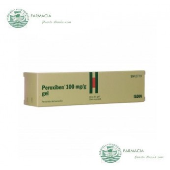 PEROXIBEN 100 MG GEL TOPICO 60 gr