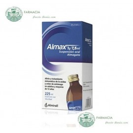 ALMAX 1 gr SUSPENSION ORAL 225 ML