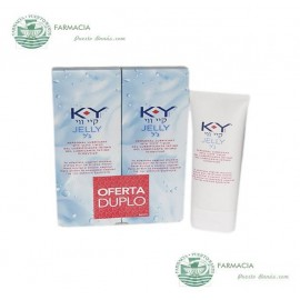 Gel Intimo K-Y Jelly Lubricante Duplo 2 x 75 ml