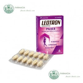 Leotron Angelini Mujer 24 Comprimidos