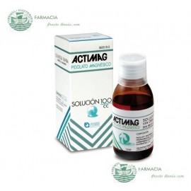 Actimag 2 gr solución Oral 100 ml