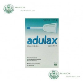 Adulax 6.14 ml Solución Rectal 4 Enemas