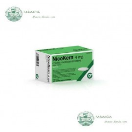 Nicokern 4 Mg 24 Chicles Menta