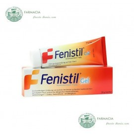 FENISTIL 1 MG GEL TOPICO 50 gr