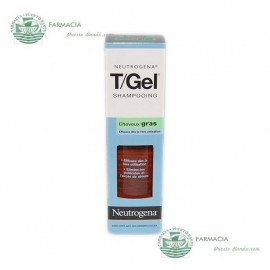 Champú Neutrogena T-Gel Cabello Graso 250 ml