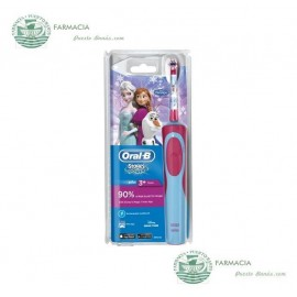 Cepillo Dental Eléctrico Infantil Frozen ORAL B