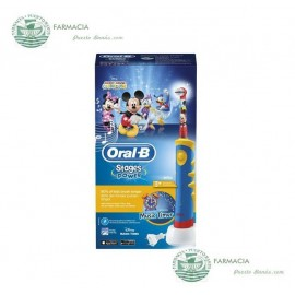 Cepillo Dental Eléctrico Infantil Mickey ORAL B