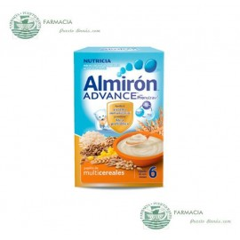 Almiron Advance Multicereales 500 gr