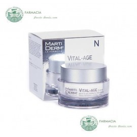 Martiderm Vital Age Crema Pieles Normales Fps 15 50 ml