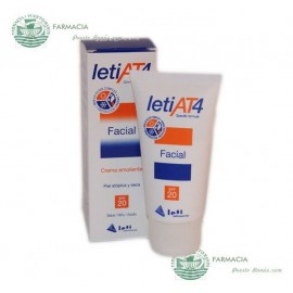 LETI AT4 SPF20 FACIAL 50 ML