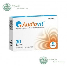 Audiovit Salvat 30 Caps