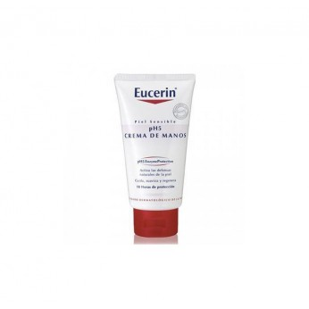 Eucerin Crema de Manos Skin Protection pH5 75 ml