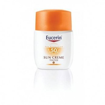 Tinted Sun Creme FPS 50+ Eucerin 50 ml