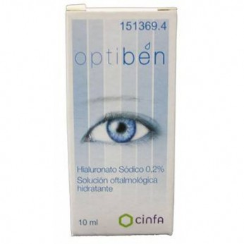 Optiben Gotas 10 ml
